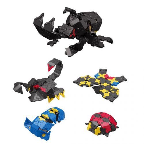 LaQ Insect Beetle Models ลาคิว ุชุดแมลงด้วง โมเดล
