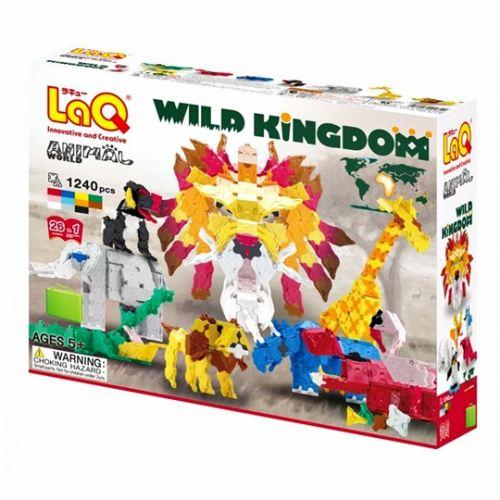 LaQ Wild Kingdom Box ลาคิว ชุด ไวด์ คิงด้อม อาณาจักรสัตว์ป่า