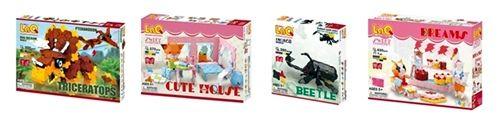 LaQ LaQThai toy product ลาคิว กล่องสินค้า ตัวต่อเสริมทักษะ Hayashi World