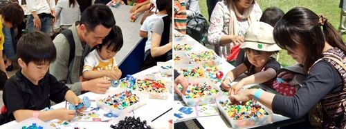 LaQ LaQThai play kids family fun ลาคิว สนุก ครอบครัว ตัวต่อลาคิว เสริมพัฒนาการ Hayashi World