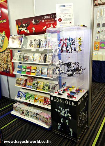 ASOBLOCK Chieblo Book Expo Thiland Maxploys International